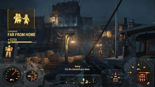 Fallout 4 Far Harbor Missile 01