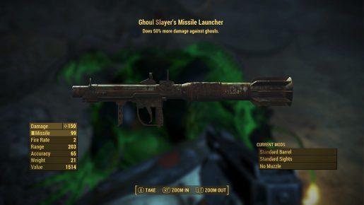 Fallout 4 Far Harbor Missile 03