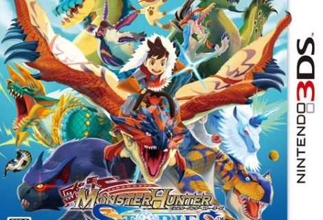 Monster Hunter Stories launches October in Japan