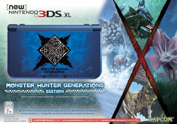 Monster Hunter Generations launches July 15 in North America