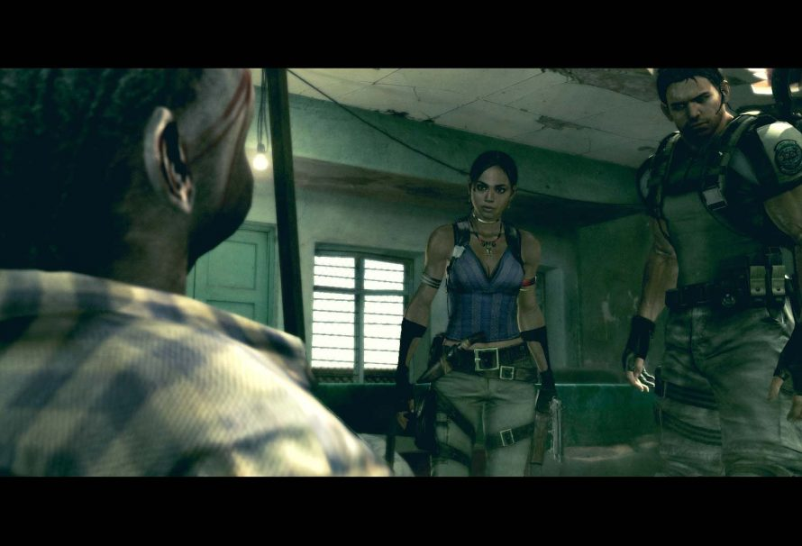Resident Evil 5 launches June 28 for PS4 and Xbox One