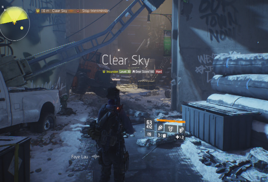 The Division's Clear Sky Incursion is What Falcon Lost Should Have Been