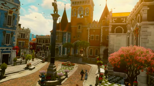 The Witcher 3: Blood and Wine DLC Gets a 'New Region' Trailer