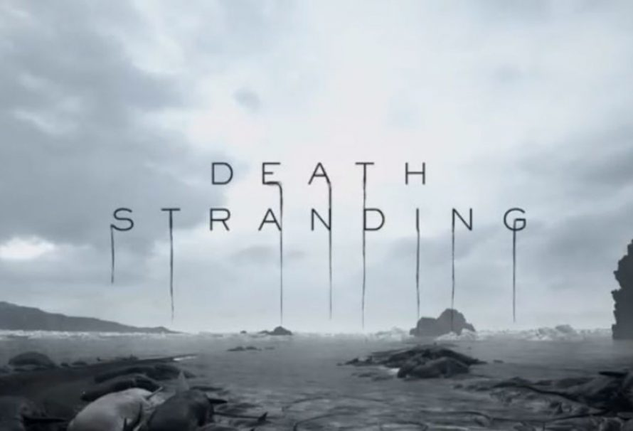 New PS4 Pro Death Stranding Trailer Revealed By Hideo Kojima
