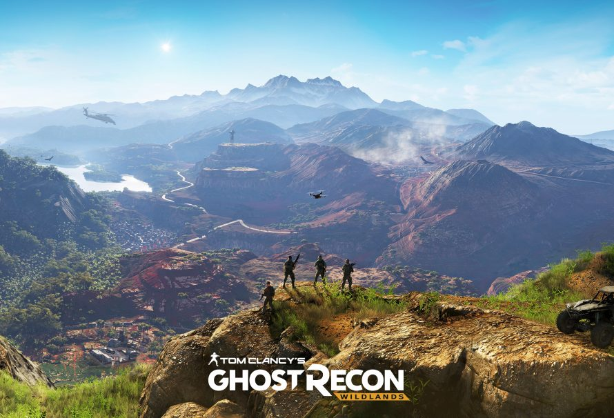 E3 2016: Ghost Recon: Wildlands to Release on March 7