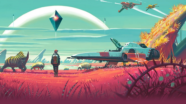No Man's Sky Getting Free Path Finder Update Soon