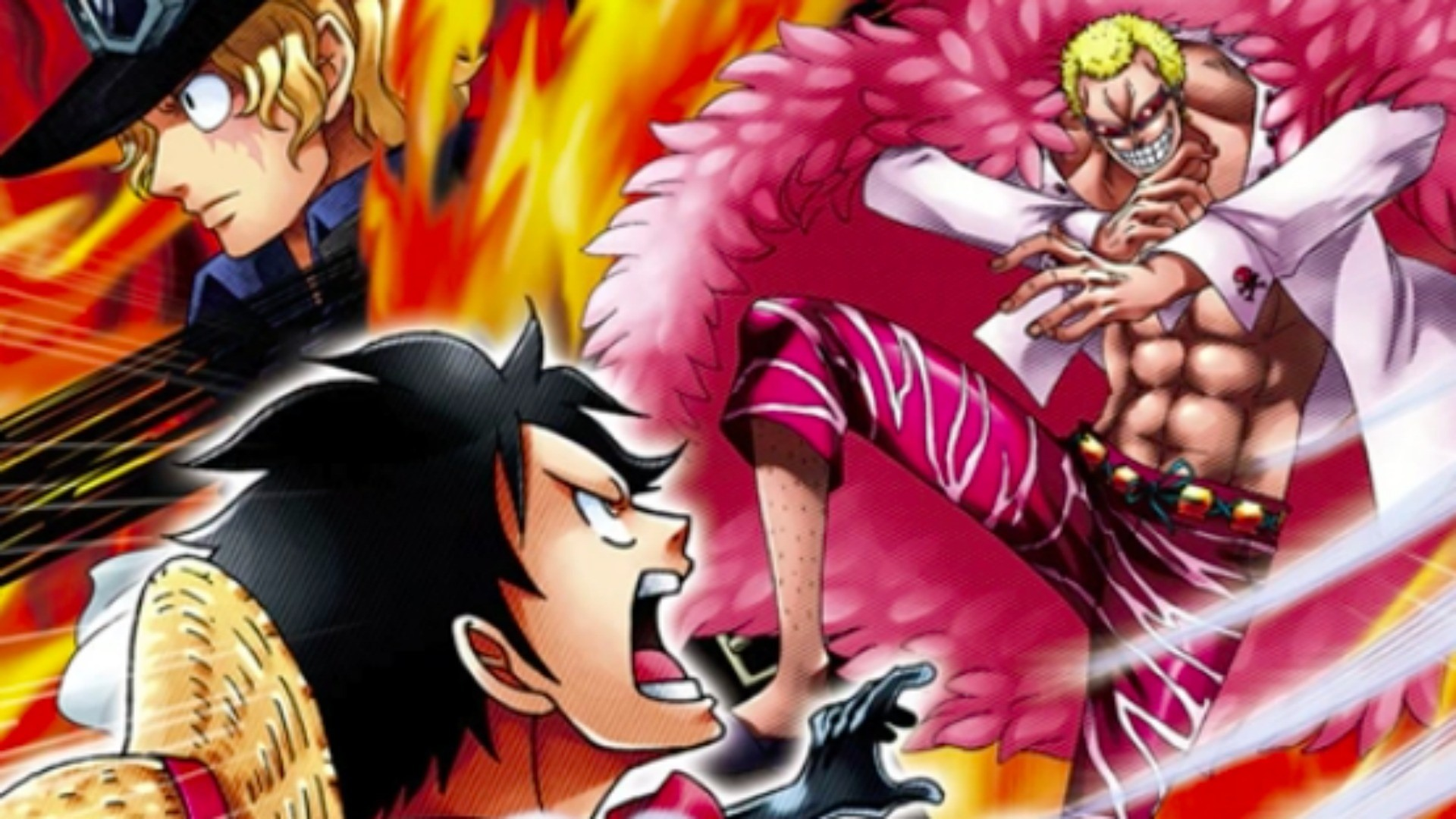 One Piece Burning Blood Review - Just Push Start