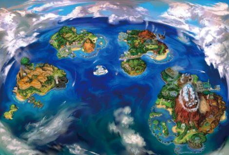 Pokemon Sun and Moon Legendaries Revealed