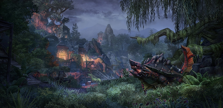 The Elder Scrolls Online: Shadow of the Hist DLC Detailed