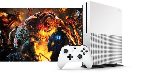 Xbox One S Model Leaked Before E3 Announcement