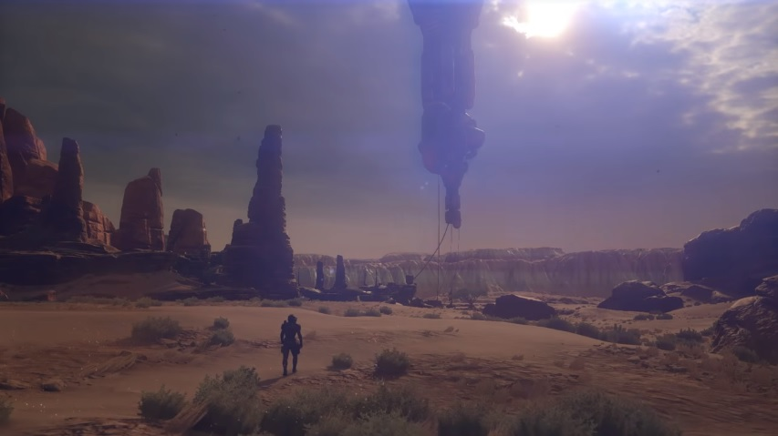 Mass Effect Andromeda Update Patch 1.04 Out Now