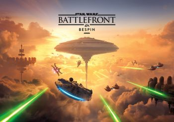 Star Wars Battlefront Bespin DLC Trailer Shows New Characters And More