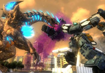 Earth Defense Force 4.1 coming to Steam on July 18
