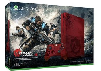 Gears of War 4 Xbox One S Console Bundle Revealed