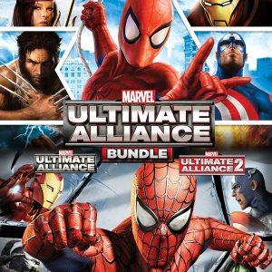 Marvel Ultimate Alliance Band
