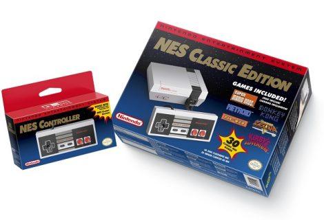 Nintendo Sells Over 2.3 Million Units For The NES Classic Mini Console