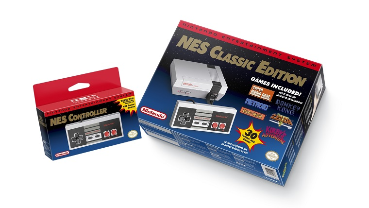 Nintendo To Restock NES Classic And SNES Classic In 2018