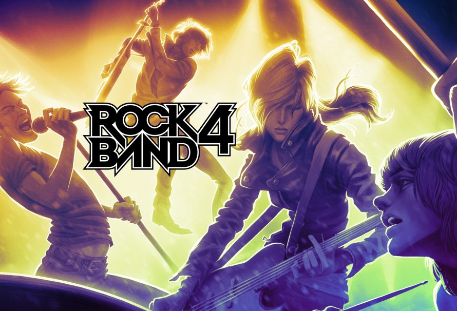 Rock Band 4 To Get New DLC Very Soon