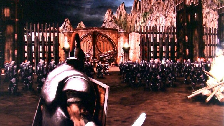 Activision Employee Made A Call of Duty: Roman Wars Concept