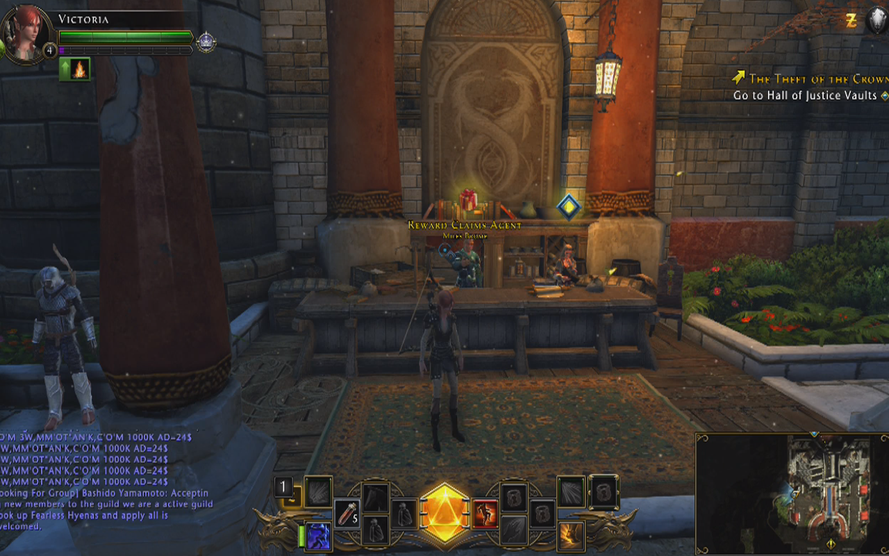 Neverwinter - How to Obtain Your Promotional and Bought Items - Just