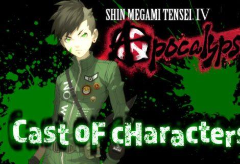 Shin Megami Tensei IV: Apocalypse Launches September 30 in North America