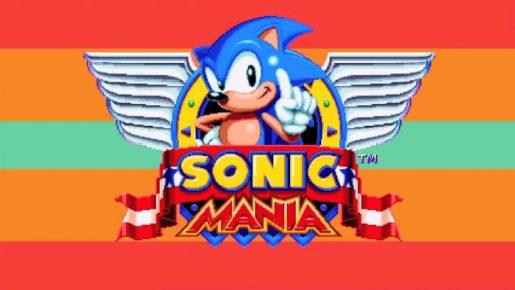 Sonic-Mania