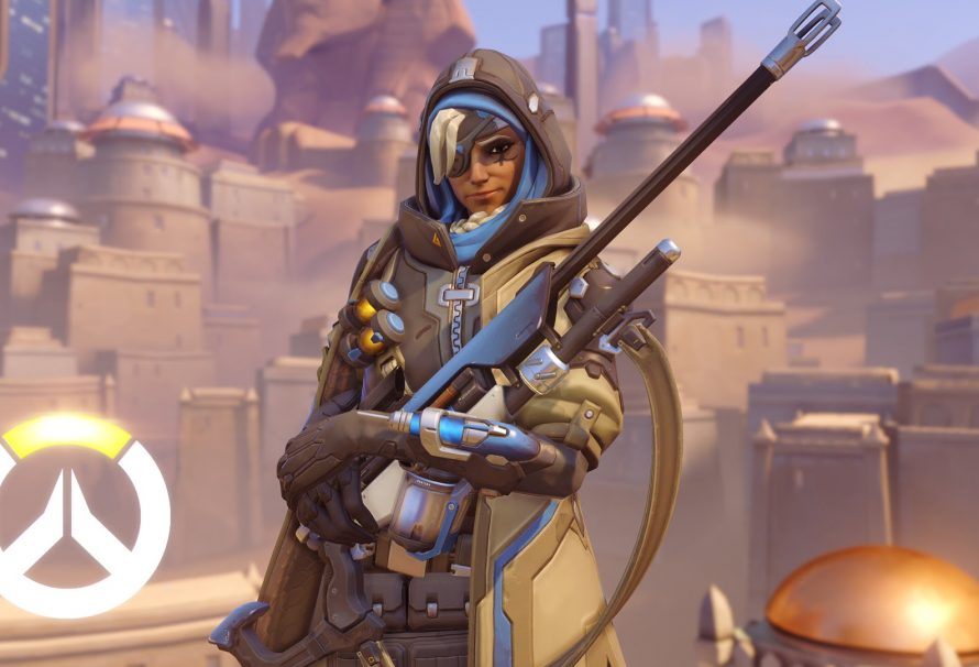 Overwatch Gets A New Character Named 'Ana'