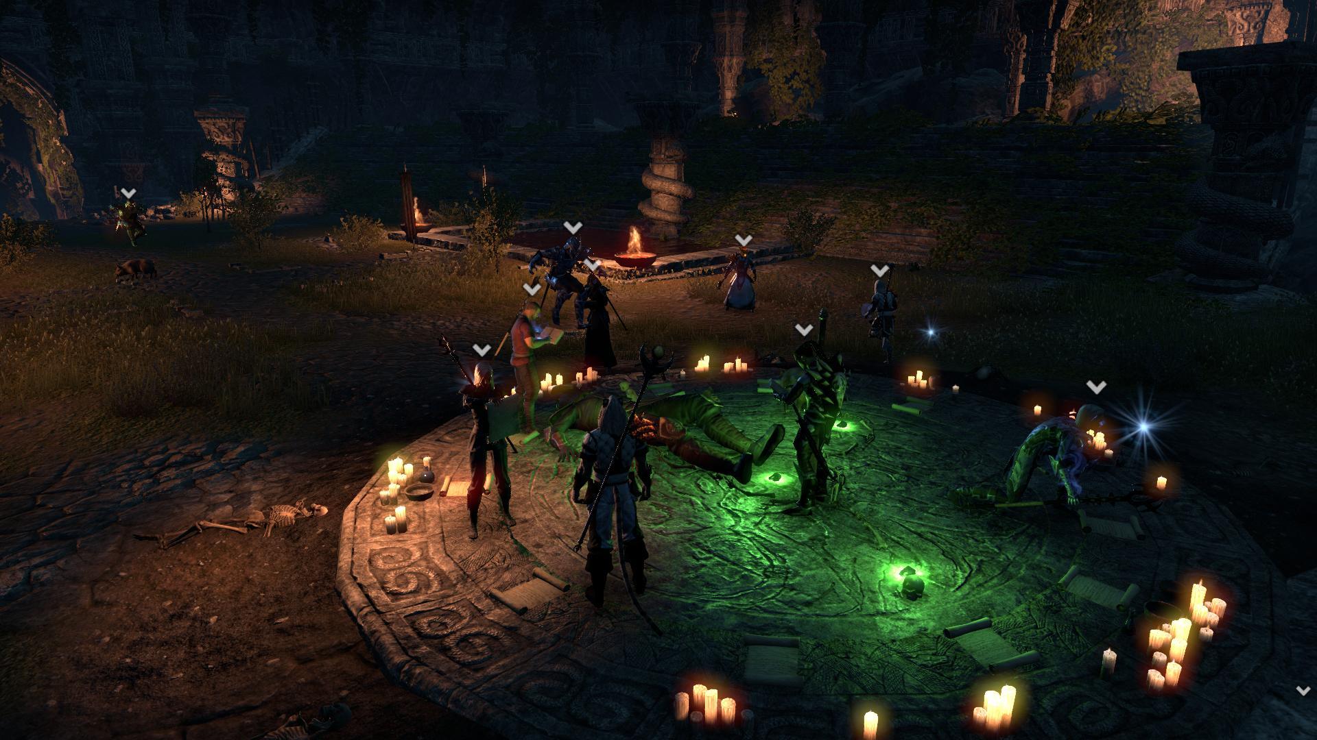 Elder Scrolls Online - Sanctum Farming Exploit Guide - Just