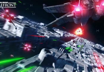 Space Battles Teased In Star Wars Battlefront Death Star DLC