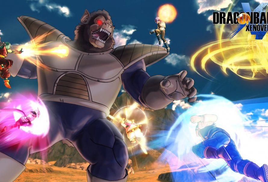 Gamescom Dragon Ball Xenoverse 2 Trailer Revealed