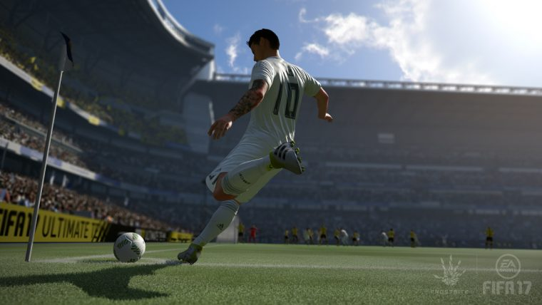 FIFA 17 1.08 Update Patch Notes Available For PS4 And Xbox One
