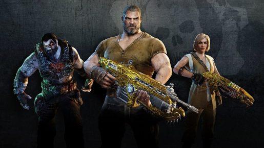Gears of war 4 Pre-Order-Bonus