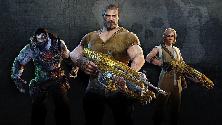Gears of War 4 Pre-order Bonuses Revealed