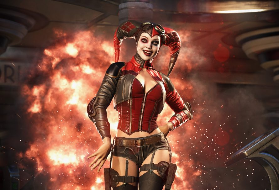Harley Quinn from Suicide Squad and Deadshot joins Injustice 2