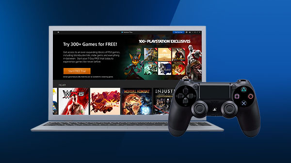 PlayStation Now for PC now available in North America
