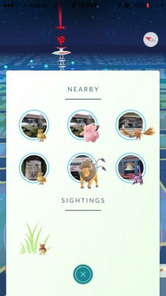 Niantic Beta Testing Better Pokemon Tracker In Pokemon Go