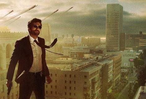 Powers Cancelled After Two Seasons