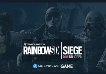 Ubisoft Partners With Multiplay And GAME For Rainbow Six Siege UK Open