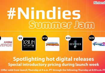 Nintendo eShop: Nindies Summer Jam discounts upcoming indie Wii U/3DS releases