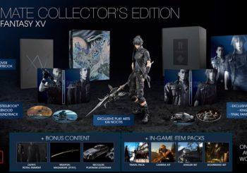 The Final Fantasy XV Ultimate Edition Has No Season Pass