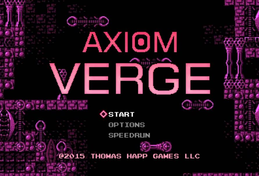 Classic 2D Metroid returns to Wii U with Axiom Verge on Sept. 1