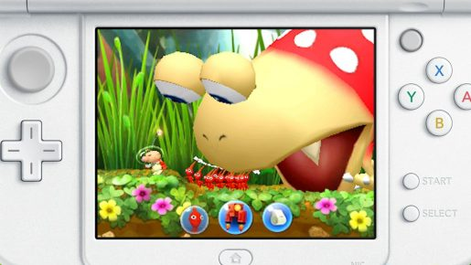 Pikmin 3DS - Nintendo