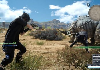 Final Fantasy XV To Add Self Photo Mode In Update Coming Next Week