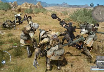 Final Fantasy XV Gone Gold; Multiplayer Co-Op DLC announced