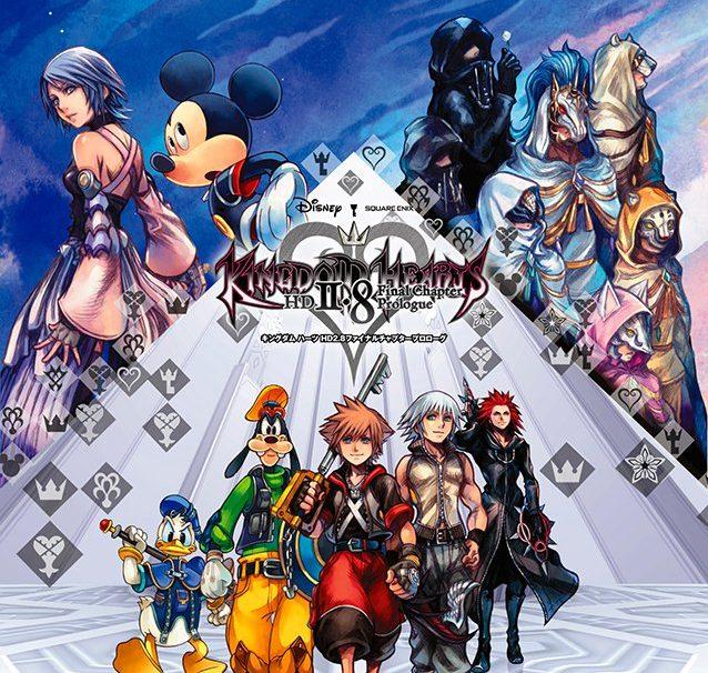 Kingdom Hearts HD 2.8 Delayed Until January 24, 2017