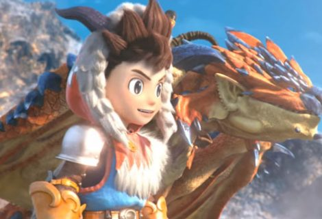 Monster Hunter Stories opening cinematic