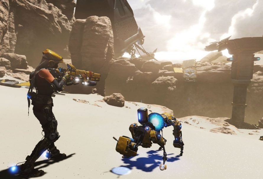 ReCore Getting HDR Support Sometime Next Year