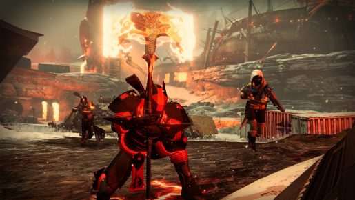 Destiny 2 Confirmed By Bungie With Lone Image
