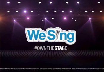 Full Setlist Revealed For New We Sing Video Game