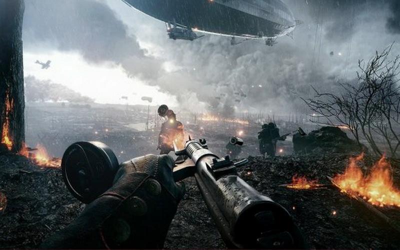 Watch The Battlefield 1 Single Player Trailer Now